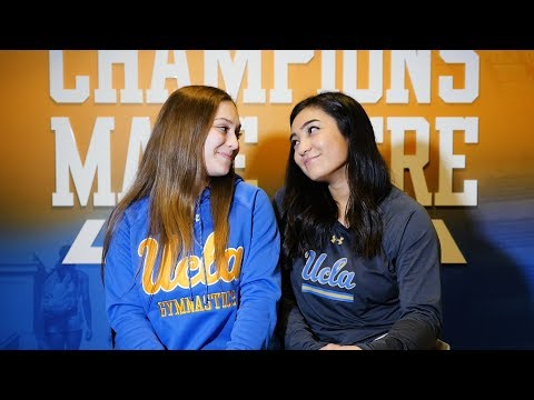 Bruin Banter 2019 - Episode 2: Kendal Poston