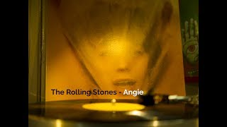 Baixar The Rolling Stones - Angie (Vinyl)