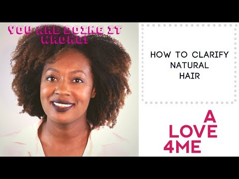 STOP DOING THIS! How To Clarify Natural Hair | ***Tip Tuesday***