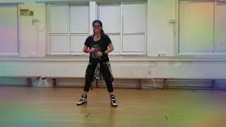 Zumba fitness class with dorit shekef - Hola senorita GIMS & Maluma
