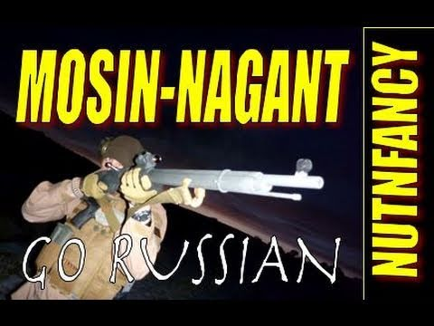 """Mosin-Nagant: The $100 .30-06"" by Nutnfancy"
