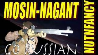 """Mosin-Nagant: The $100 .30-06"" by Nutnfancy"