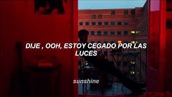 Blinding Lights - The Weeknd || Subtitulado Español