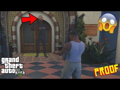 GTA 5 - Wei Cheng's GHOST Exists (proof)