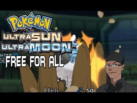 NAA -  Pokemon Ultra SUn & Moon FFA
