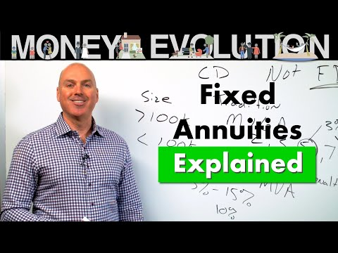 Fixed Annuities Explained