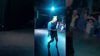 DJ Kabzah & Zama-Zee (Kataliya) on stage