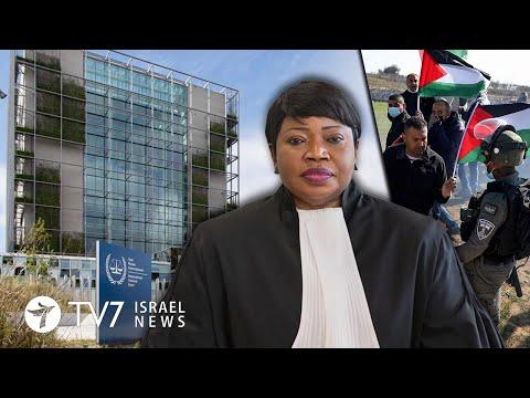 "ICC To Probe ""Israeli War-crimes""; Hamas 'rocket-fire Coherent With Intl Law'- TV7 Israel News 08.02"