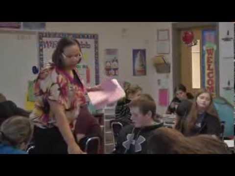 KCSD 8th Grade Math Lesson