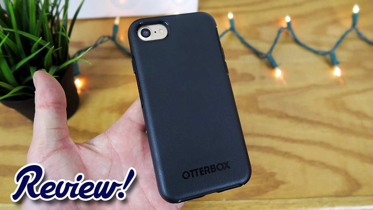 separation shoes 1fa82 605db OtterBox Symmetry Series for iPhone 7 - Complete Review!