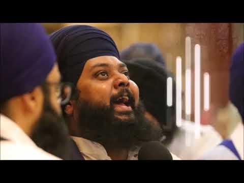 Shri Harmandir Sahib | Satnam Sri WaheGuru sahib ji |  Simran Very Relaxing Meditation Mrkaramgarcha