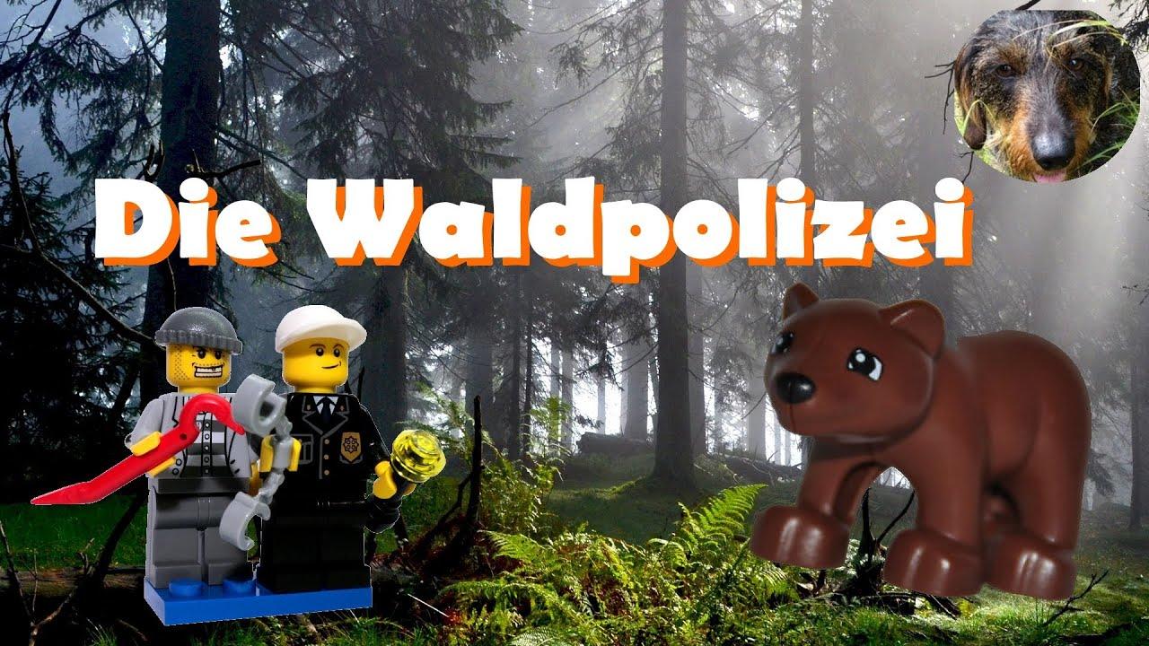 Lego Die Waldpolizei