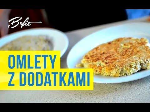 Przepis Na OMLET Z Dodatkami - Dietetyczna Kuchnia #1 [Projekt Befit]  █▬█ █ ▀█▀