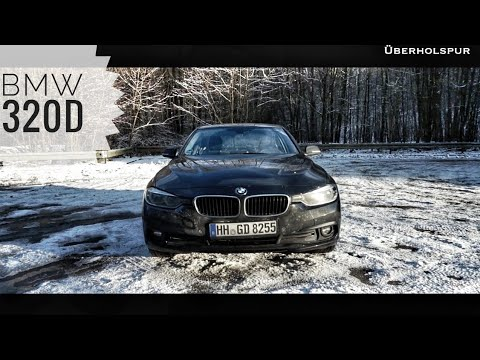 Bmw 320d 2017 Pov On German Autobahn Top Speed Drive 24h News