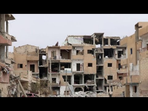 Stories of survival from the Syrian conflict