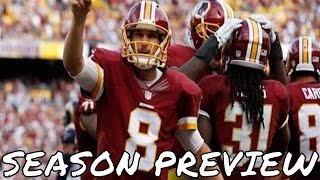 Washington Redskins 2016-17 NFL Season Preview - Win-Loss Predictions and More!