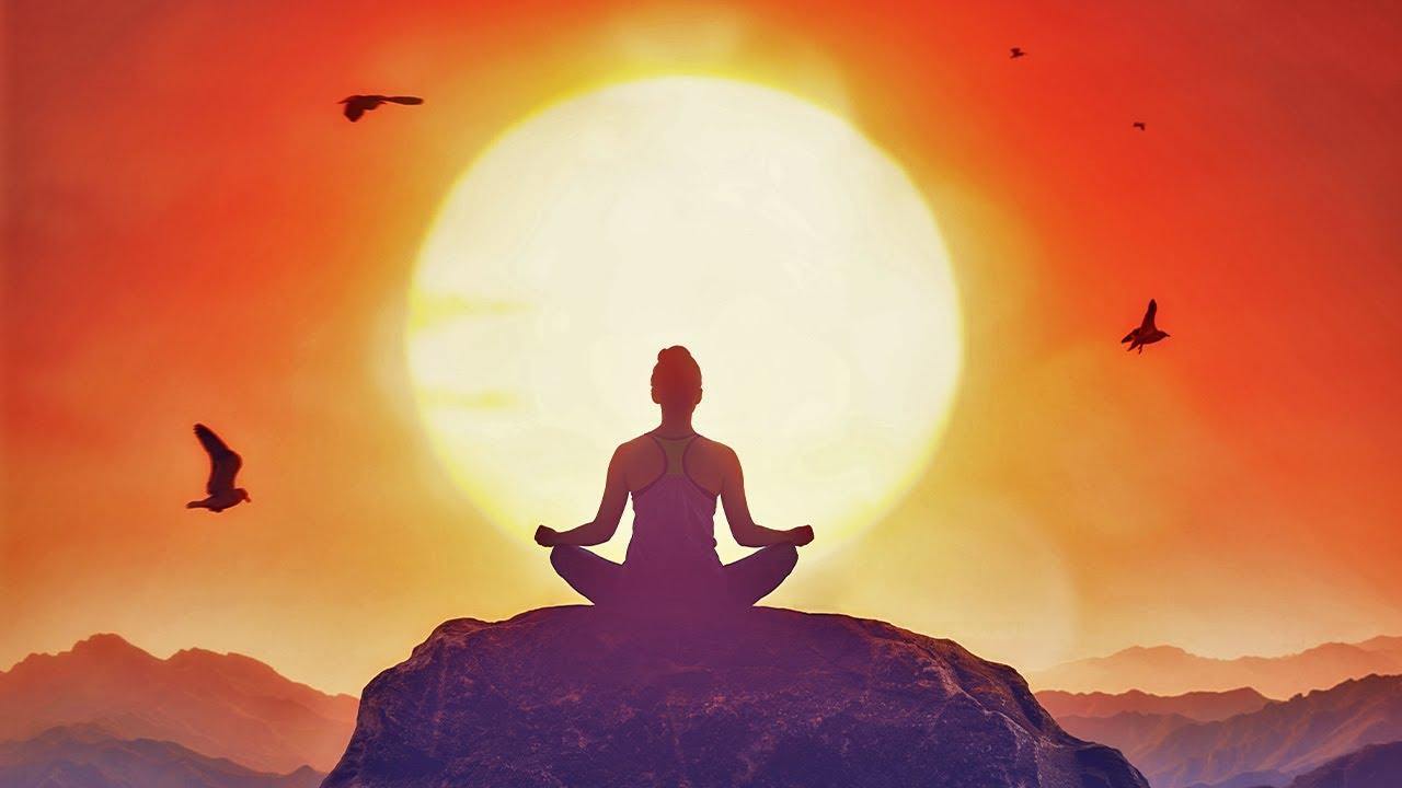 Music for Morning Meditation, Stress Relief, Relaxing Music, Positive Energy, Inner Peace, Yoga