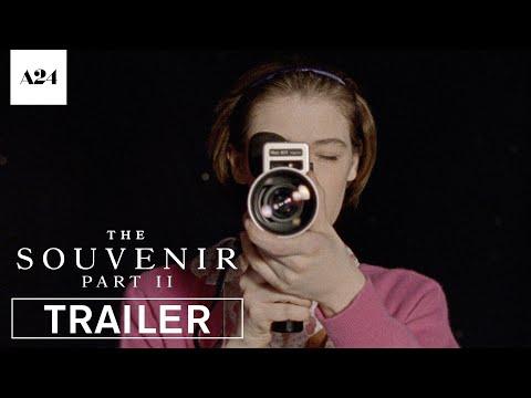 The Souvenir Part II   Official Trailer HD   A24