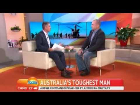 au.msn.com.TODAY  Aussie commando poached by US military on MSN Video