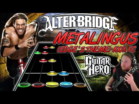Alter Bridge - Metalingus (Edge's Theme Song) 100% FC