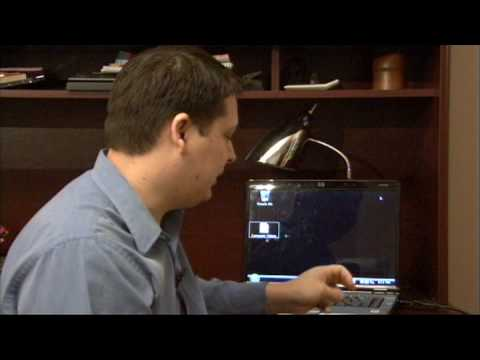 Computer Hardware & Software Tips : How to Troubleshoot Laptop Screens