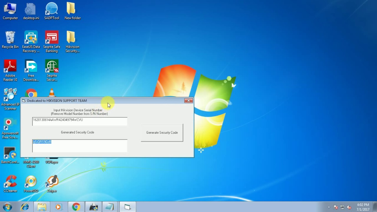 Password Generator program (Windows) | IP Cam Talk