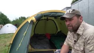 Палатка Tramp Stalker 3: терпимый китай