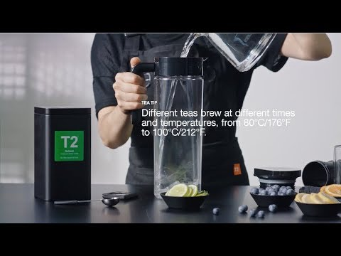 T2 Everyday - How to make iced tea for many