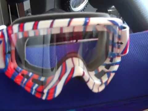 a85f306edbb Oakley o-frame patriotic goggle review - YouTube