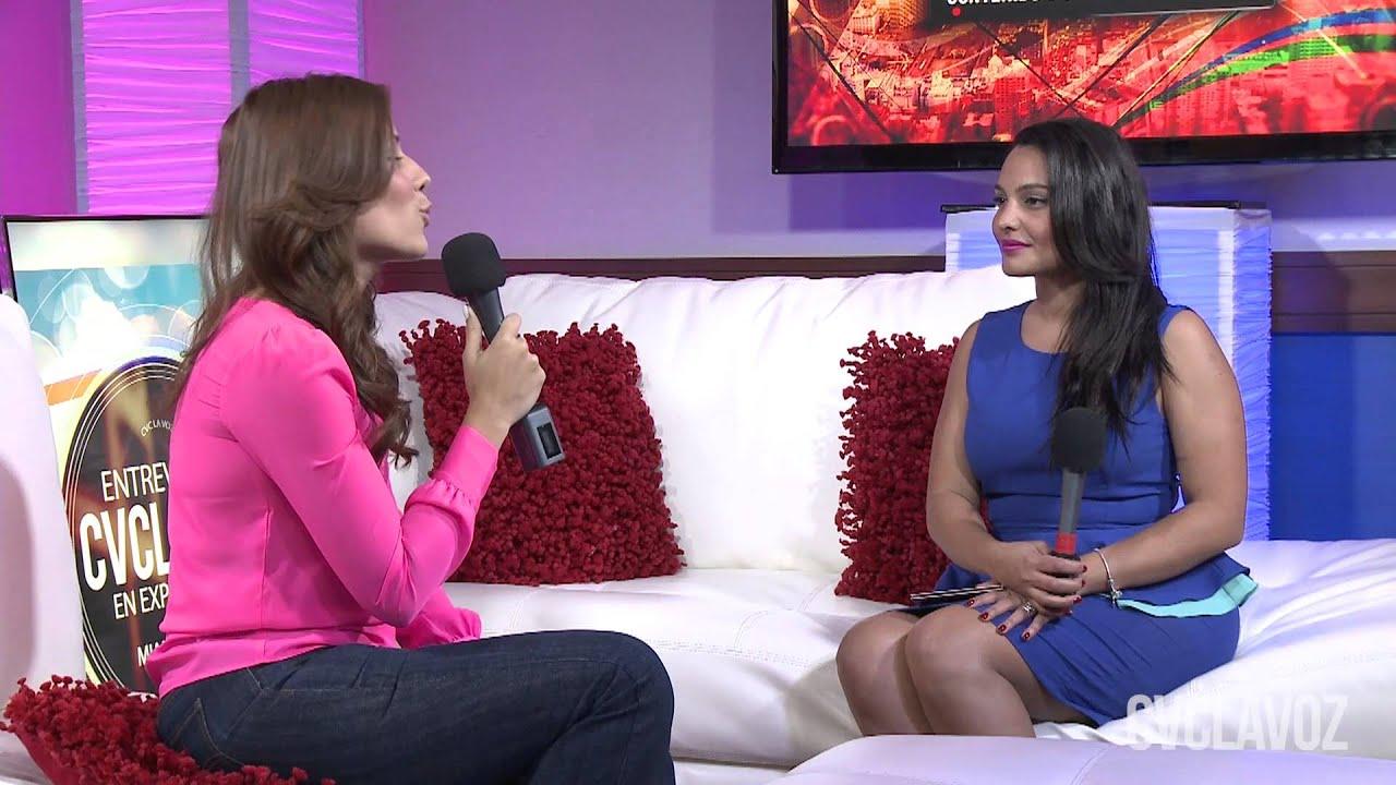Sheila Romero Expolit 2013 Entrevista - YouTube