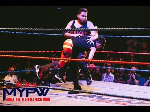 MyPW Resistance |The Kid vs Furious Faizal | Malaysia Pro Wrestling