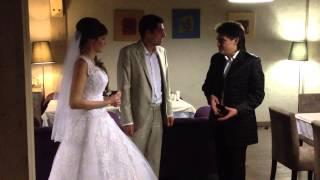 Видео отзыв о свадьбе. Ведущий - Владимир Ботов. Свадьба Анны и Сергея 07 09 2013г