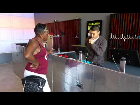 Auntie Fee Trying  2 Stop Smoking