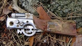 Sondeln (53) Verlorene Dinge++Waldwege am Dorfrand 2/4 Teil....Treasure Hunting
