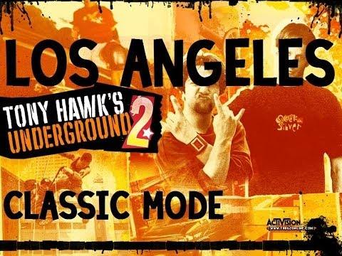 Tony Hawk's Underground 2 Walkthrough: Classic Mode - Los Angeles Goals [Part 13]