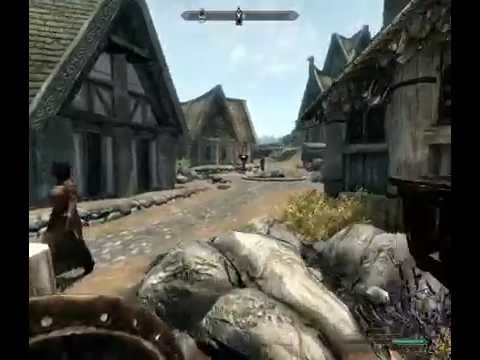 Paul's Gaming - Skyrim part027 - Misplaced Trust