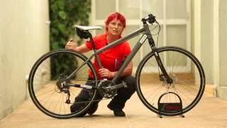 Caloi City Tour: A nova bike da Falzoni   Bike é Legal