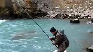 Рыбалка Ош..  Маринка