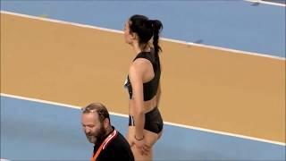 Женские прыжки не только спорт! // Лучшие женские фигуры в мире спорта
