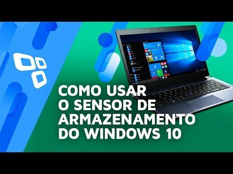 Como usar o sensor de armazenamento do Windows 10 - Dicas [TecMundo]