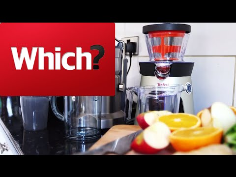 How to buy the best Juicer - A Which? guide
