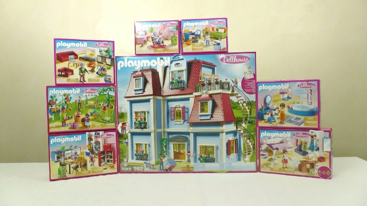 lego et playmobil du plastique en