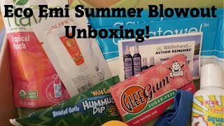 Eco Emi Summer Blowout  - First Impression Unboxing! Thumbnail