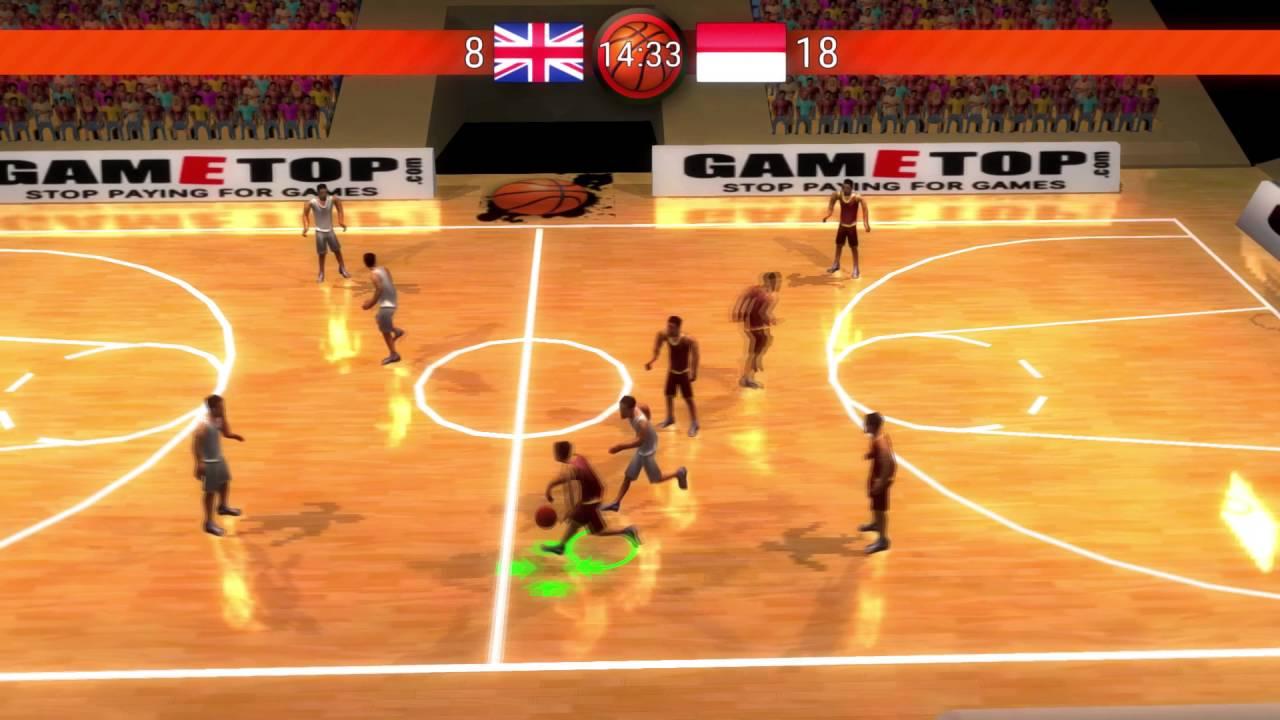 Basketball World Download Free At Gametop Youtube