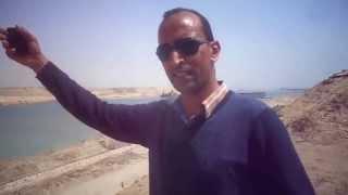 هانى عبد الرحمن يكشف عن أول نقظة تلاقى بين قناة السويس الحالية والجديدة