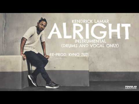 Kendrick Lamar - Alright (Instrumental)