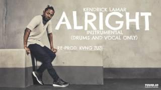 Kendrick Lamar - Alright (Instrumental)