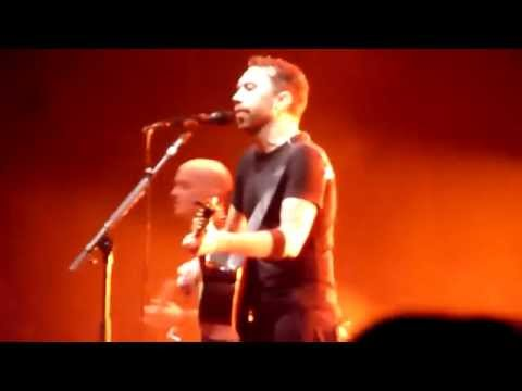 Rise Against- People Live Here - Frankfurt 16.11.14.- Festhalle