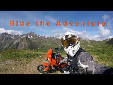 Ride the Adventure - Switzerland - Part 2