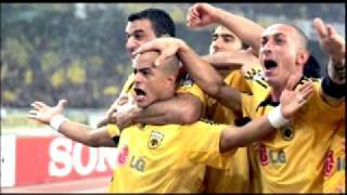 Download Video AEK Athens vs A.C Milan 1-0 (21/11/06) - Only AEK MP3 3GP MP4